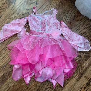Flower Halloween dress